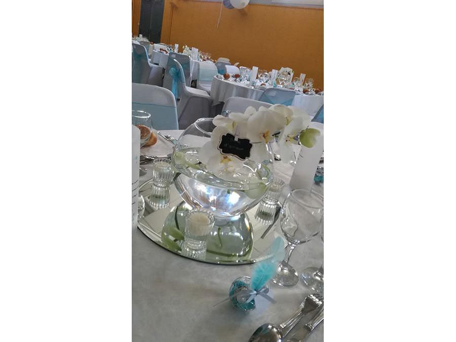 Centre de Table des Mariages
