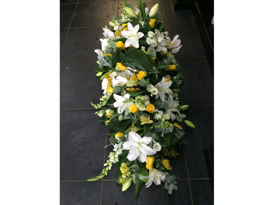 Fleur deuil