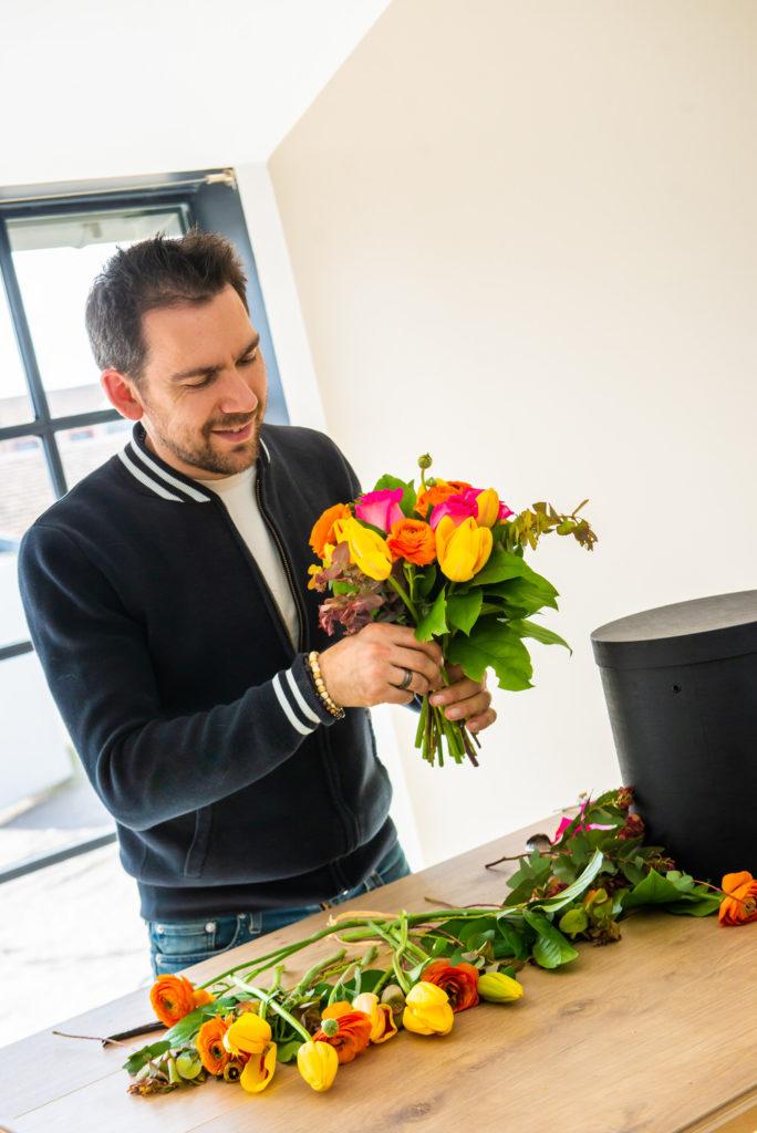 Cédric DESHAYES artisan fleuriste