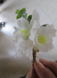 Accessoire Fleur