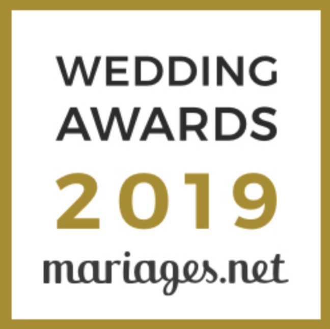 Wedding Award 2019 - Mariages.net