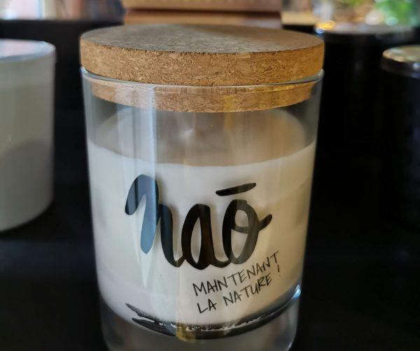 Bougie parfumée - Nao